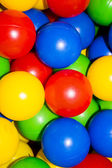 Colored balls — Stockfoto