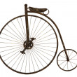 Vintage Penny-Farthing - Stock Photo