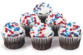 Mini Cupcakes — Stock Photo