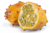 角的瓜 — 图库照片