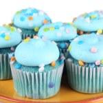 Blue Cupcakes — Stock Photo #41638507