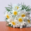 White daisy bouquet — Stock Photo