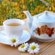 Herbal tea — Stock Photo #34421817