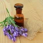 Lavender essential oil — Stock Photo #46455245