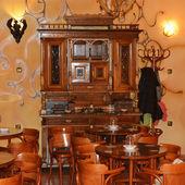 Coffee shop interior — Stock Photo