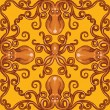 Vector octopus background - Imagen vectorial