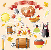 Octoberfest — Stock Vector