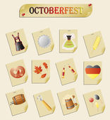 Octoberfest — Stock Vector