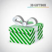 Vector gift — Stock Vector