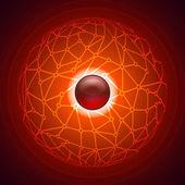 абстрактный фон концепции векторные иллюстрации — Cтоковый вектор