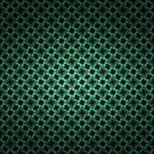 Green mosaic background texture — Stock Photo