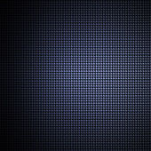 Textura de fibra de carbono azul — Foto de Stock