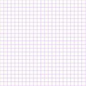 Violet grid on paper leaf — ストックベクタ