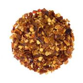 Crushed red pepper — Stock Photo