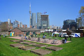 Fort York National Historic Site — Stock Photo