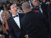 Benedict Cumberbatch — Stock Photo