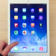 Stock Photo: IPad Air