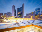 Nathan Phillips Square — Stock Photo