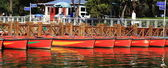 The Orange Park boat — Stock Photo