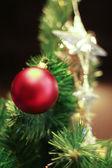 Christmas. Christmas Decoration Holiday Decorations — Stock Photo