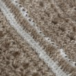 Background of hand-knitted textile — Stock Photo #17693331
