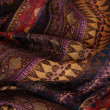 Colorful textile — Stock Photo