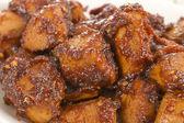 Buldak Fire Chicken — Stock Photo