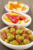 Cold Tapas — Stock Photo