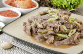 Bulgogi — Stock Photo