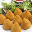 Stock Photo: Coxinhas