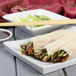 Stock Photo: Peking Duck