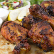 Tandoori Chicken Legs — Stock Photo #15488045