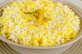 Pilau Rice — Stock Photo