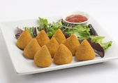 Coxinhas — Stock Photo