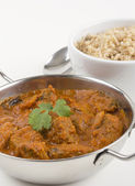 Meat Madras — Stock Photo