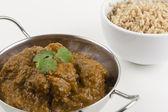 Goan pollo xacuti — Foto Stock