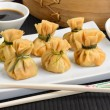 Oriental Deep Fried Wontons — Stock Photo #15490825
