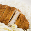 Royalty-Free Stock Photo: Tonkatsu