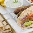 Seekh Kebab — Stock Photo #15491139