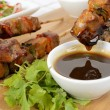 Pork Kebabs — Stock Photo