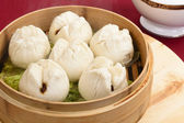 Char Siu Bao — Stock Photo
