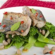 Grilled Mackerel — Stock Photo #15524187