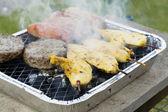 BBQ Meats — Stock Photo