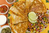 Quesadilla — Stock Photo