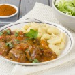 Goulash — Stock Photo