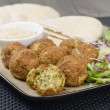 Stock Photo: Falafel