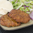 Stock Photo: Shami Kebabs