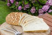 老虎面包 — 图库照片