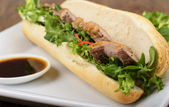 Banh mi — Stock Photo