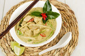 Kaeng Khiao Wan Kai — Stock Photo